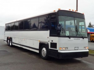 55 passaneger Bus